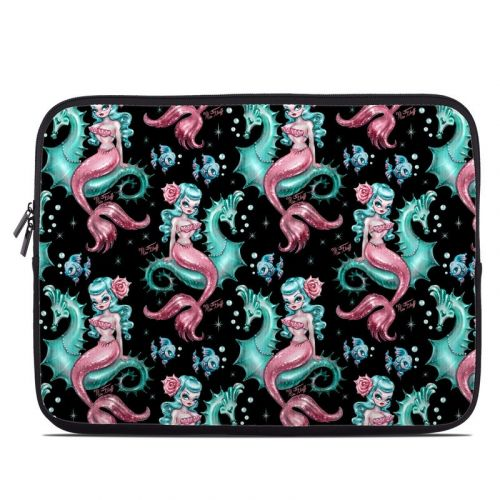 Mysterious Mermaids Laptop Sleeve