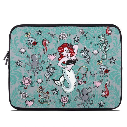 Molly Mermaid Laptop Sleeve