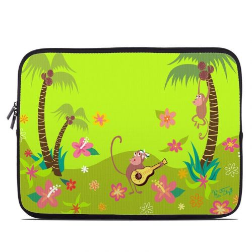 Monkey Melody Laptop Sleeve
