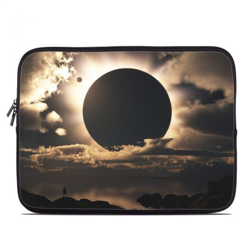 Moon Shadow Laptop Sleeve