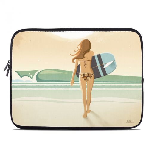 Morning Ease Laptop Sleeve