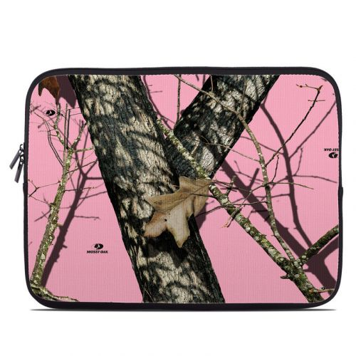 Break-Up Pink Laptop Sleeve
