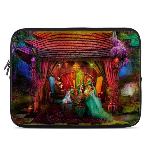 A Mad Tea Party Laptop Sleeve