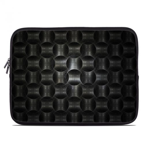 Metallic Weave Laptop Sleeve