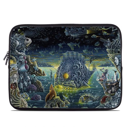 Night Trawlers Laptop Sleeve