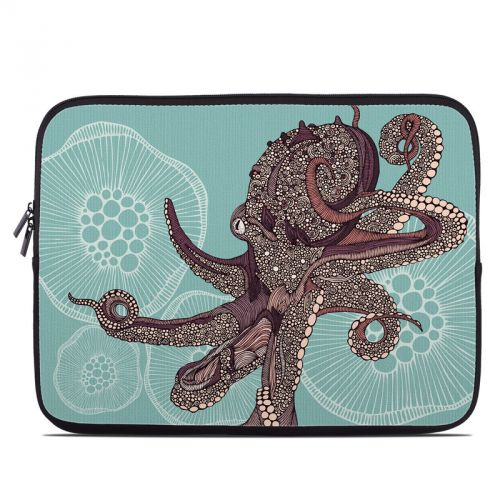Octopus Bloom Laptop Sleeve