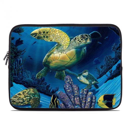 Ocean Fest Laptop Sleeve