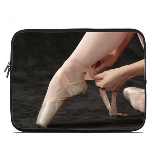 On Pointe Laptop Sleeve