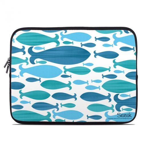 Ocean Rain Laptop Sleeve