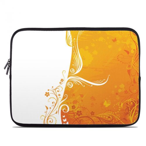 Orange Crush Laptop Sleeve