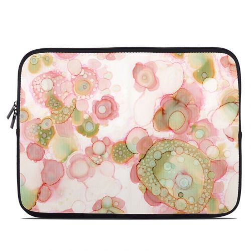 Organic In Pink Laptop Sleeve