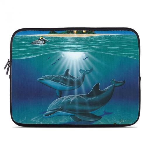 Ocean Serenity Laptop Sleeve