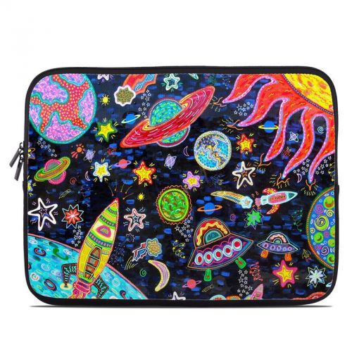 Out to Space Laptop Sleeve