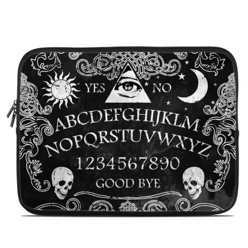 Ouija Laptop Sleeve