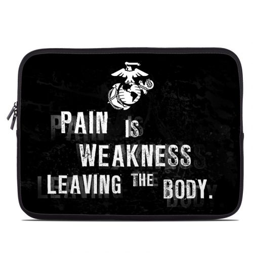 Pain Laptop Sleeve