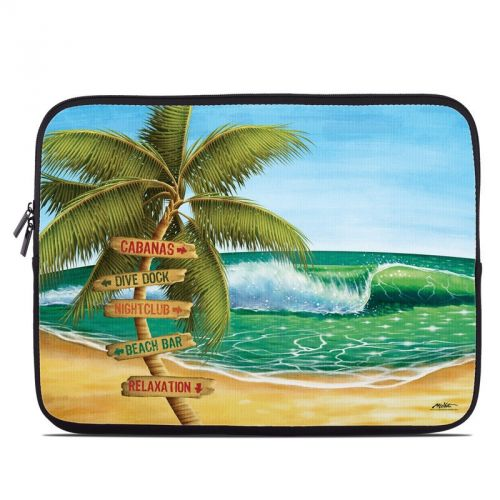 Palm Signs Laptop Sleeve