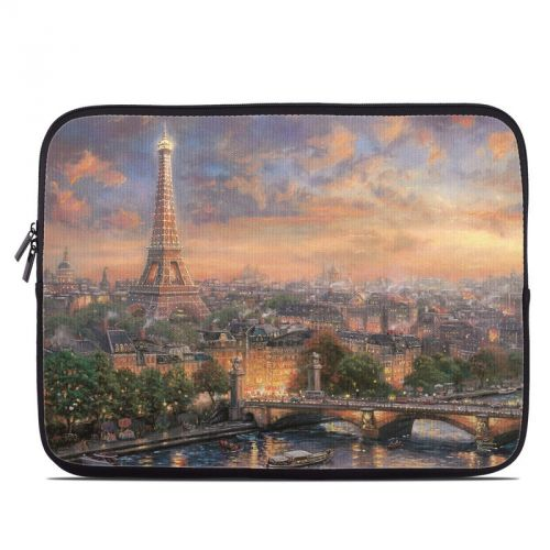 Paris City of Love Laptop Sleeve