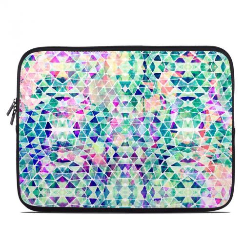 Pastel Triangle Laptop Sleeve