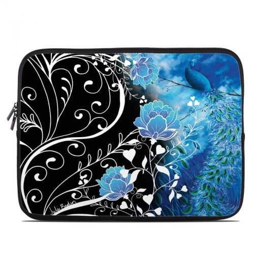 Peacock Sky Laptop Sleeve