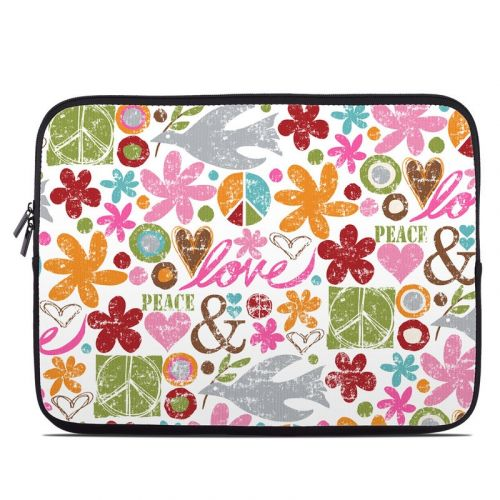 Peace Things Laptop Sleeve