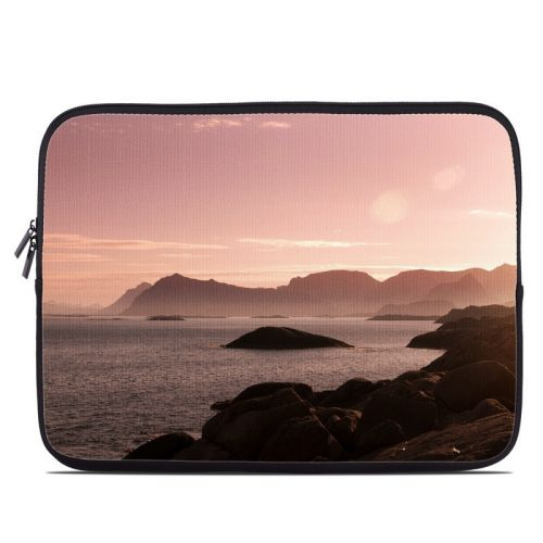 Pink Sea Laptop Sleeve