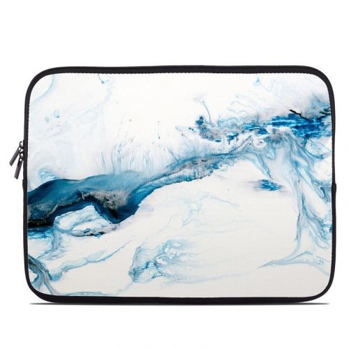 Polar Marble Laptop Sleeve