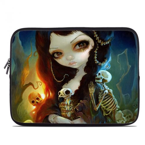 Princess of Bones Laptop Sleeve