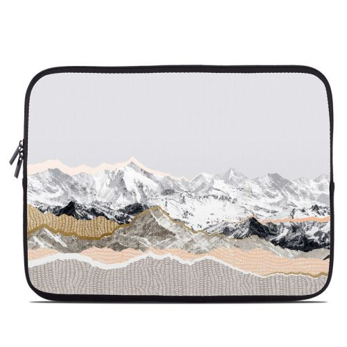 Pastel Mountains Laptop Sleeve