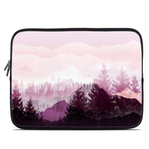 Purple Horizon Laptop Sleeve