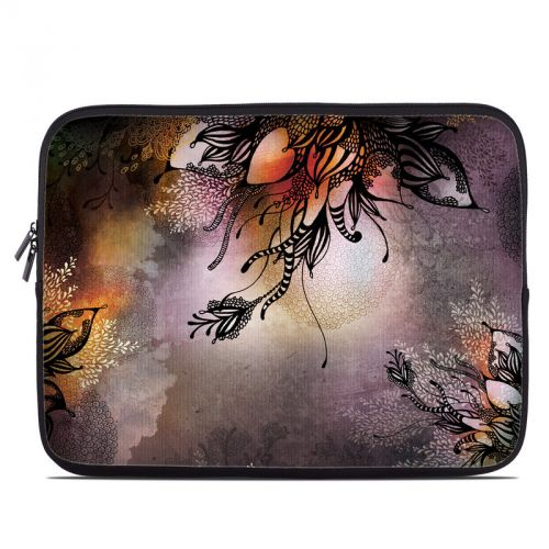 Purple Rain Laptop Sleeve