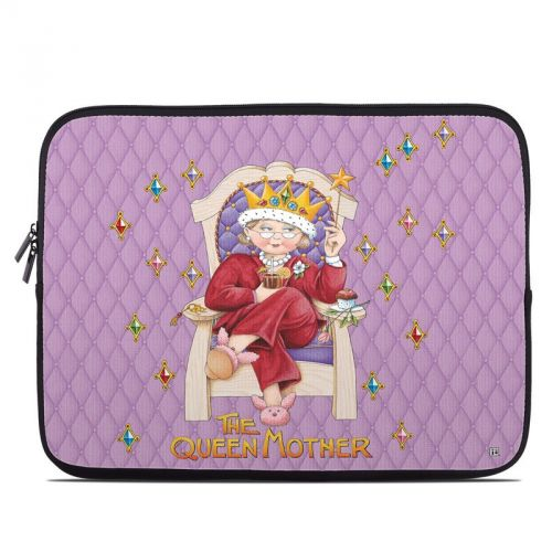 Queen Mother Laptop Sleeve