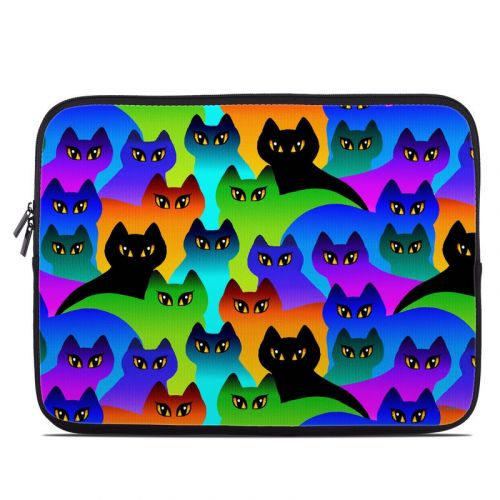 Rainbow Cats Laptop Sleeve