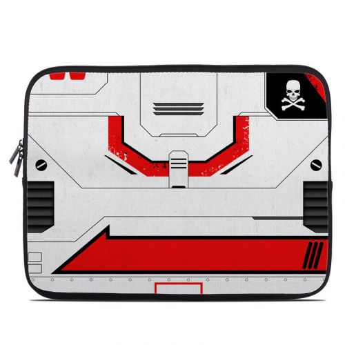 Red Valkyrie Laptop Sleeve