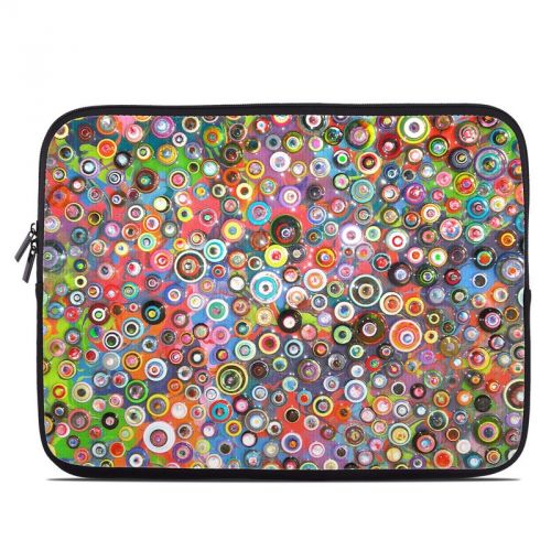 Round and Round Laptop Sleeve