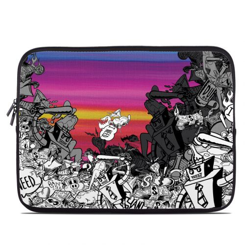 Robo Fight Laptop Sleeve