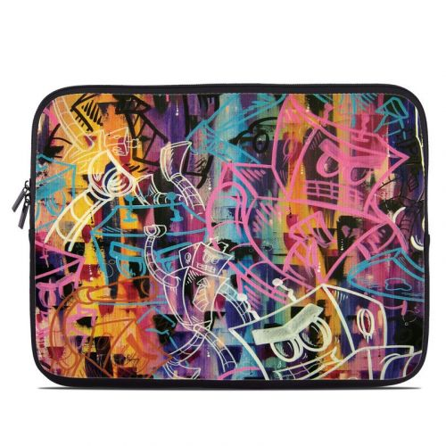 Robot Roundup Laptop Sleeve
