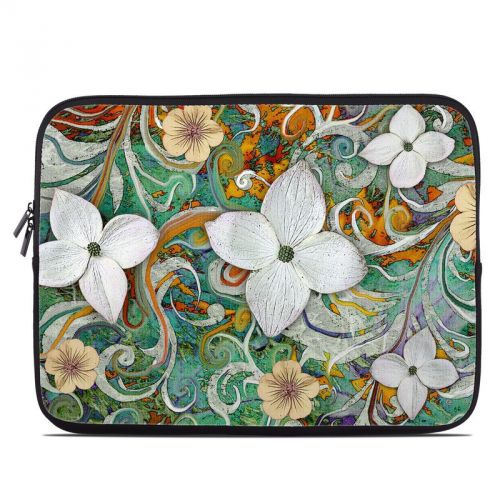 Sangria Flora Laptop Sleeve