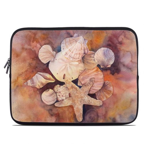 Sea Shells Laptop Sleeve