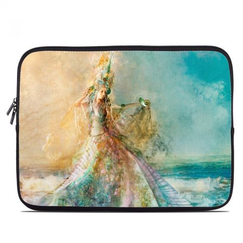 The Shell Maiden Laptop Sleeve