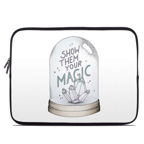 Show Them Your Magic Laptop Sleeve