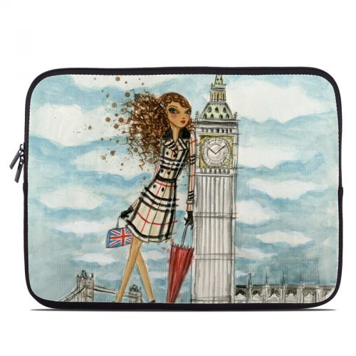 The Sights London Laptop Sleeve