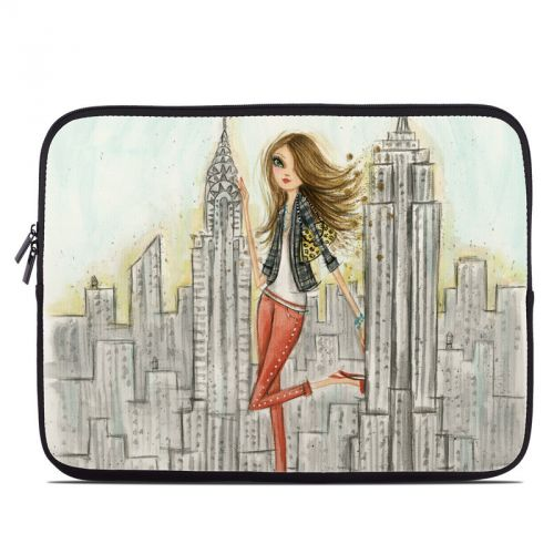The Sights New York Laptop Sleeve