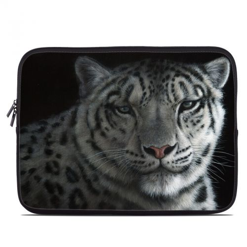 Silver Shadows Laptop Sleeve