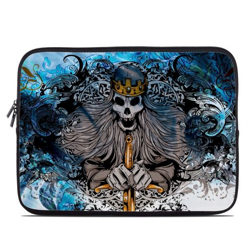 Skeleton King Laptop Sleeve