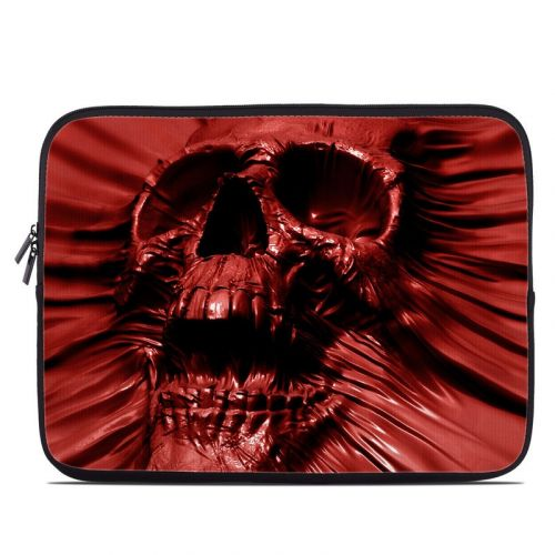 Skull Blood Laptop Sleeve