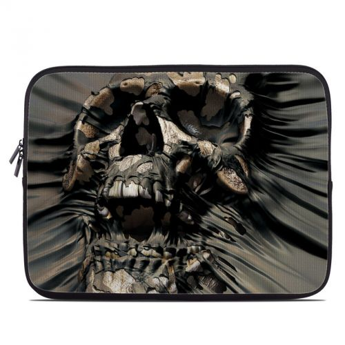 Skull Wrap Laptop Sleeve