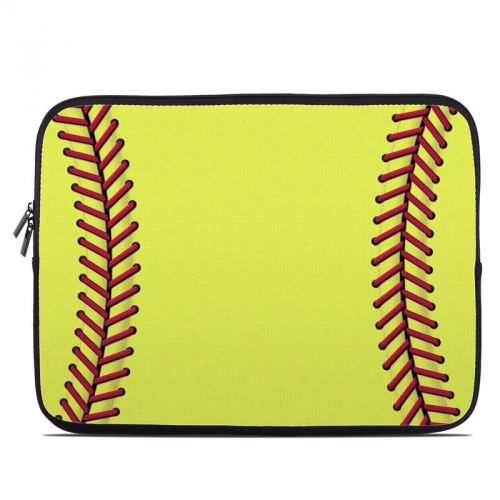 Softball Laptop Sleeve