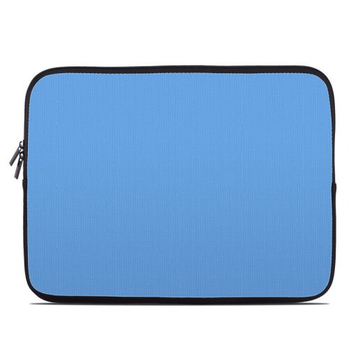 Solid State Blue Laptop Sleeve