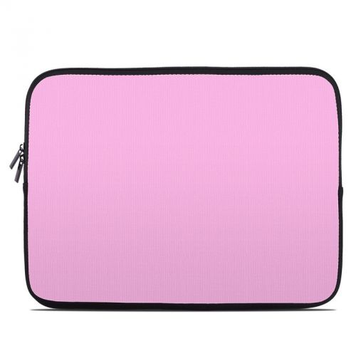 Solid State Pink Laptop Sleeve