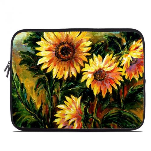 Sunflower Sunshine Laptop Sleeve